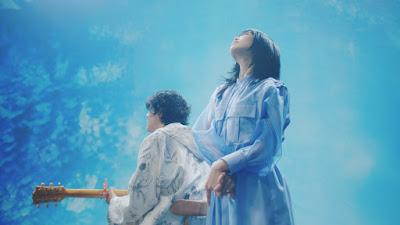 ROTH BART BARON x AiNA THE END - BLUE SOULS lyrics terjemahan arti lirik kanji romaji indonesia translations 歌詞 info lagu digital single
