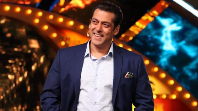 Salman Khan at Bigboss