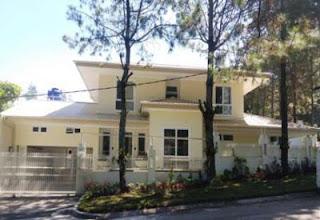 Villa Casa M3 Kampung Daun lembang bandung