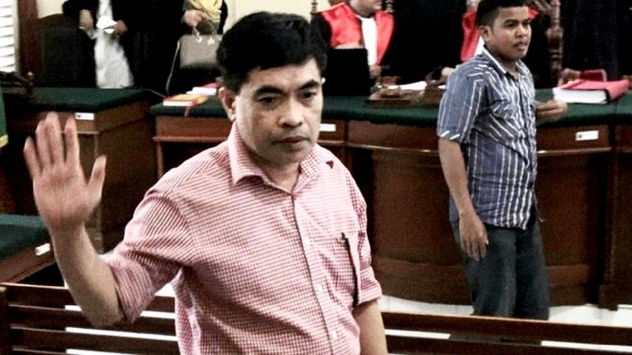 Korupsi Dana Hibah, Eks Sekretaris-Bendahara KPU Makassar Divonis 5,5 Tahun Penjara