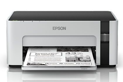 Epson EcoTank ET-M1100 Drivers Download