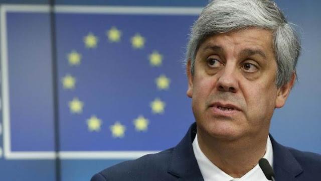 """Mário Centeno alerta União Europeia para riscos de """"fragmentação"""""""