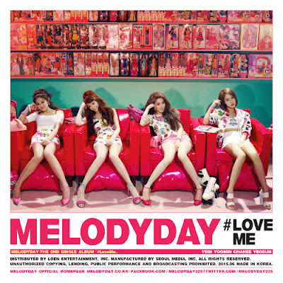 MELODYDAY – #LoveMe – Single