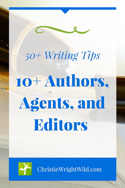 Writing Tips from Authors, Agents, and Editors || advice for writers | writing conferences | highlights from SCBWI | writing career