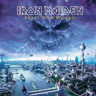 "Iron Maiden - ""Brave New World"""