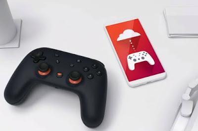Stadia Games streaming app