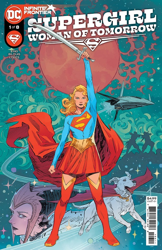 Cover of Supergirl: Woman of Tomorrow