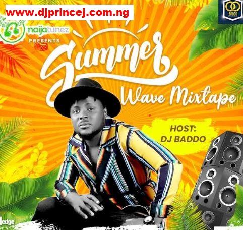 "Free Download DJ Baddo – ""Summer Wave Mixtape"" (Vol. 3) mp3"