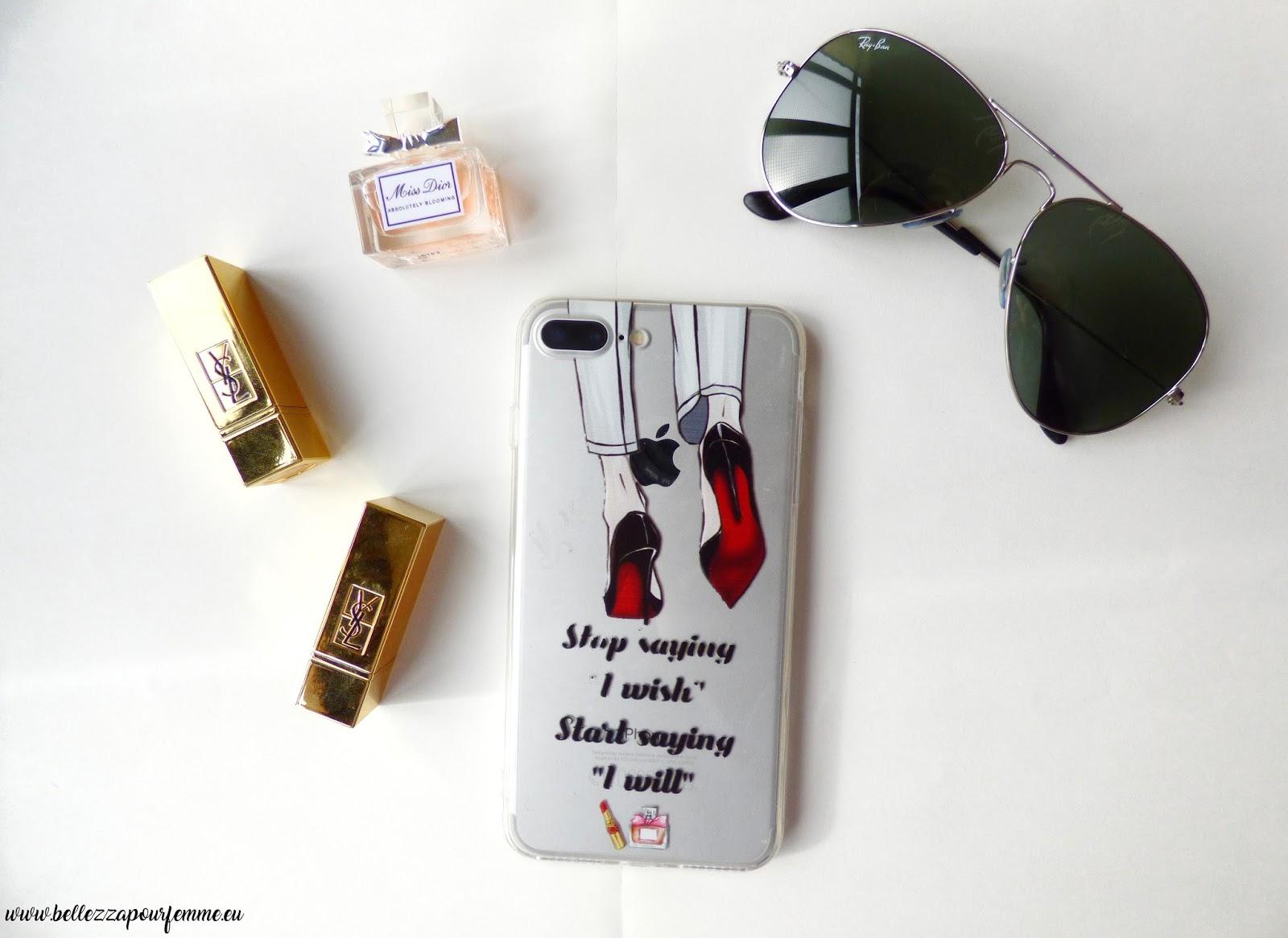 Cover personalizzata per il mio Iphone 7 Plus