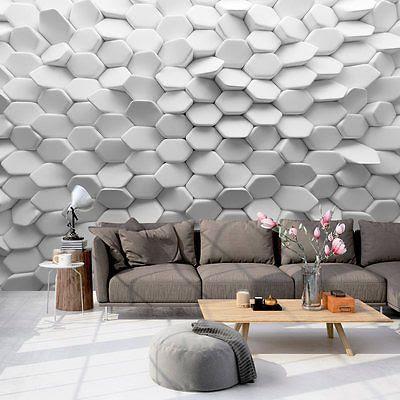 40 Stylish 3D wallpaper for living room walls 3D wall murals