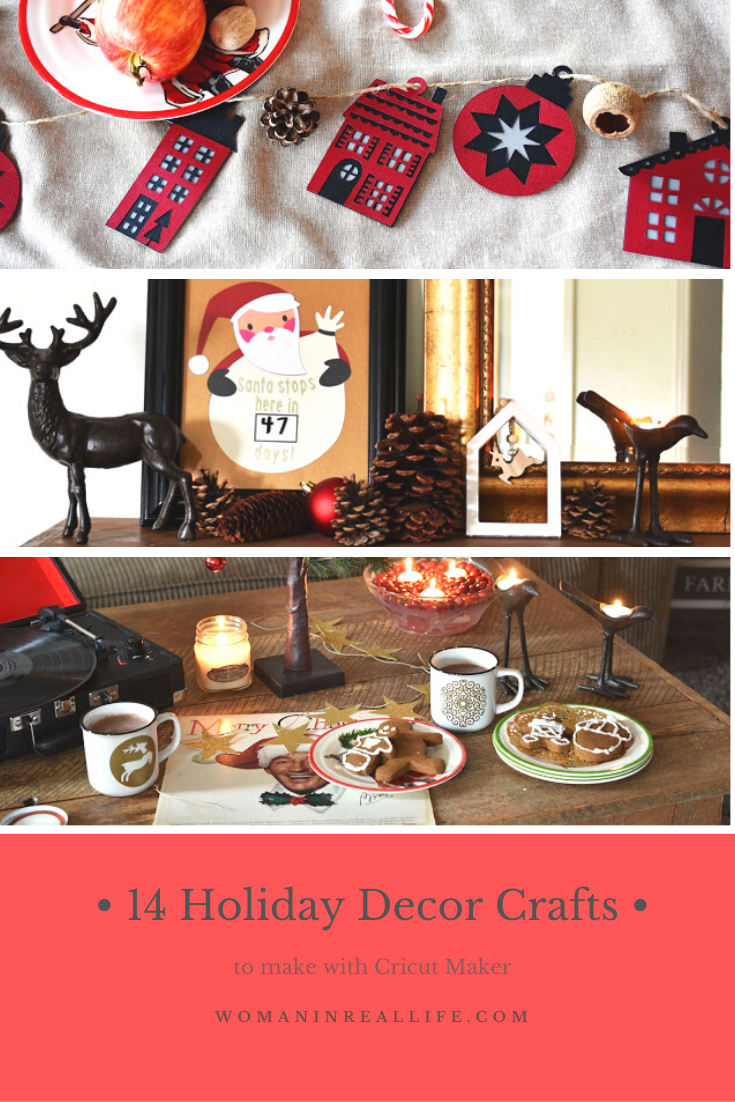 14 Things To Craft With a Maker For The Holidays