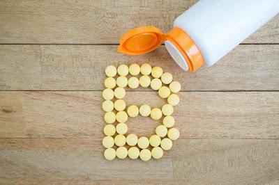 Kapsul Multi Vitamin Kompleks
