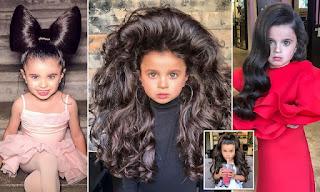 7 Bocah Viral yang Kini Menjadi Gadis Tercantik  di Dunia