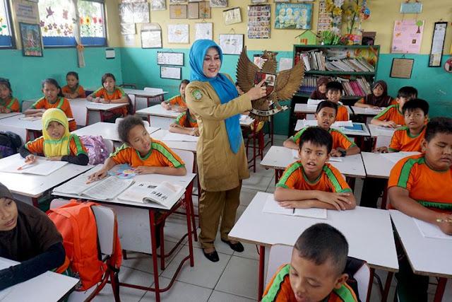 Jika Komunikasi Guru dengan Siswa Baik, Perilaku Siswa pun Baik