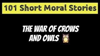 The War Of Crows And Owls