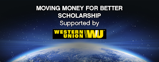 Apply for Western Union Moving Money for Better Scholarship 2019