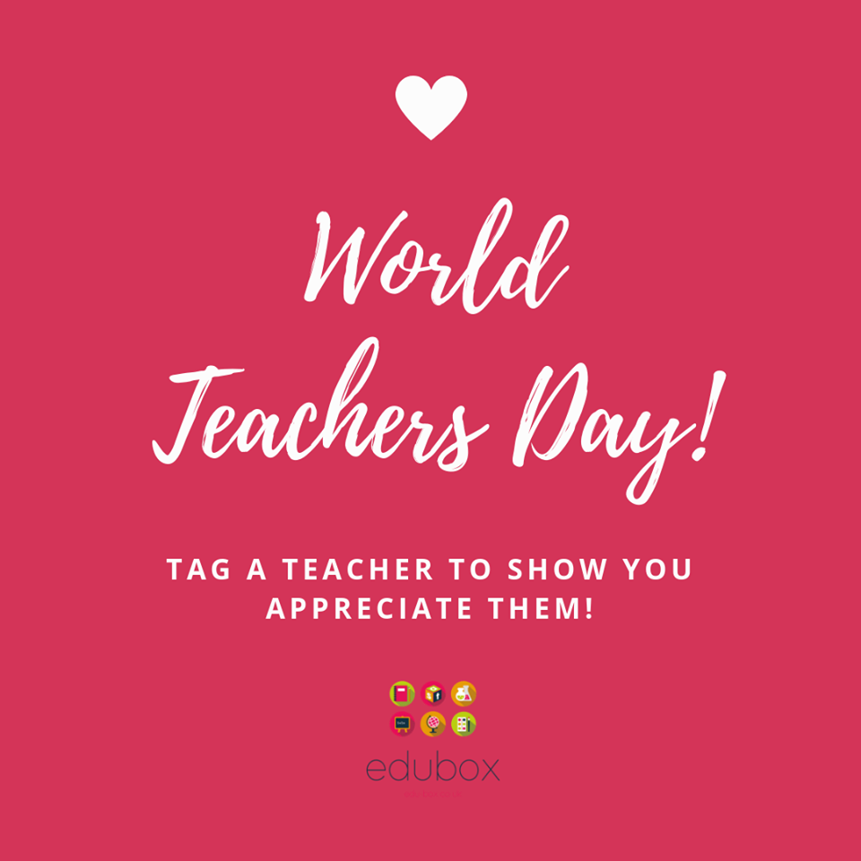 World Teachers' Day Wishes Beautiful Image