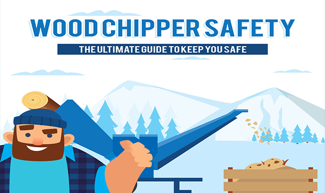 Wood Chipper Safety: The Ultimate Guide #infographic