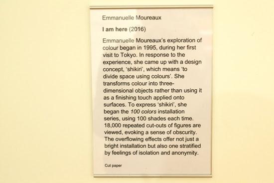 100 Colours Emmanuelle Moureaux
