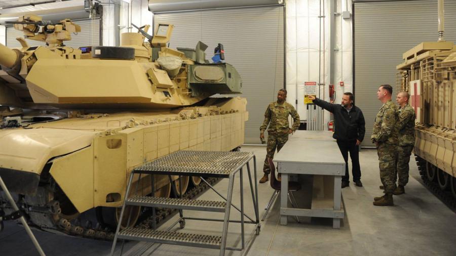 США отримали першу бригаду модернізованих танків