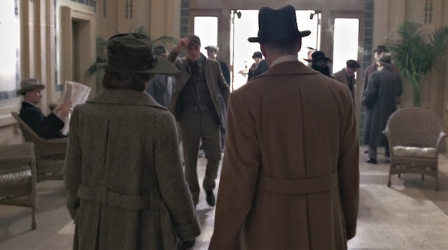 Wicker Furniture in Boardwalk Empire