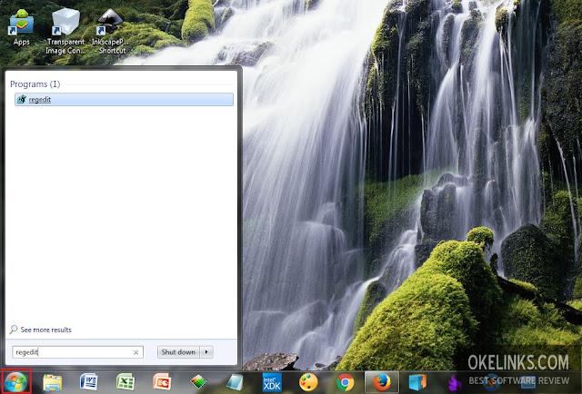 cara menghilangkan icon di desktop
