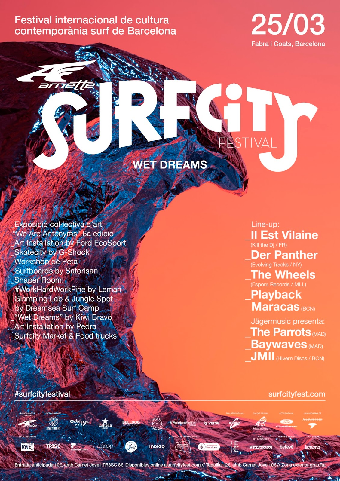 Cartel DIGITAL SURFCITY 2017 oK