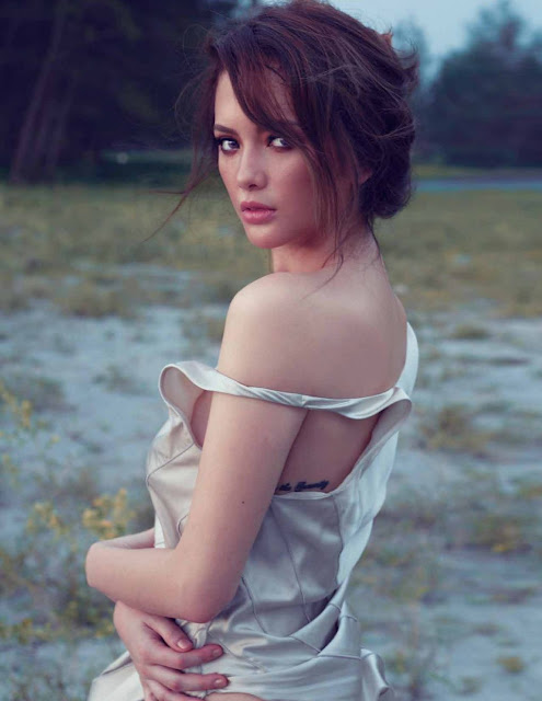 Foto Bugil Ellen Adarna Best Model Hot FHM Magazine Philippines