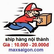 Dịch vụ ship hàng nội thành Hà Nội và TP HCM giá rẻ nhất