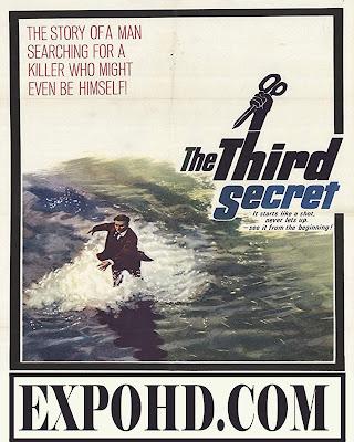The Third Secret 1964 IMDb 720p || BluRay 480p | Esub 820Mbs || Watch & Download Here