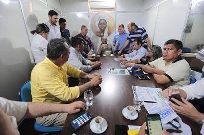 Dr. Neidson e Laerte Gomes apoiam retomada de negociações da Mesa da Irmandade entre Rondônia e Departamento do Beni