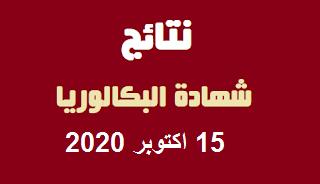 الاطلاع على نتائج شهادة البكالوريا 2020