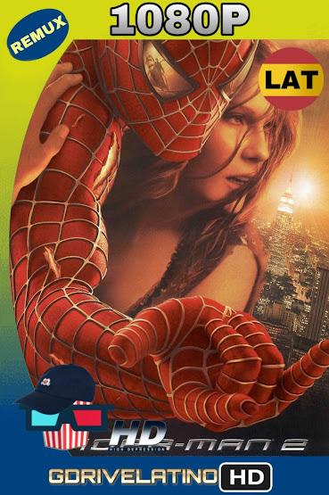 El Hombre Araña 2 (2004) BDRemux 1080p Latino-Ingles MKV