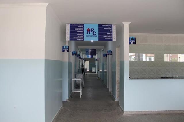 Rio de Contas/BA:  Prefeitura reinaugura Hospital  da cidade