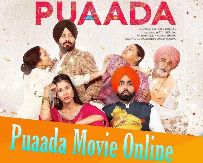 watch Punjabi Puaada full movie online