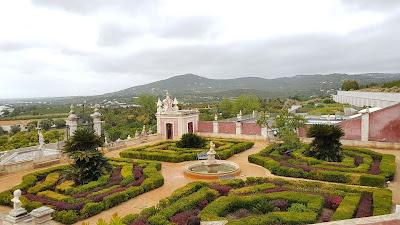 Jardim do Palácio de Estói