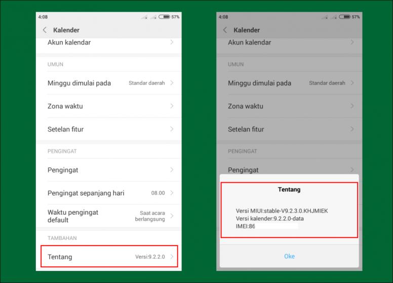 Cara cek imei xiaomi untuk melacak smartphone yang hilang - suara
