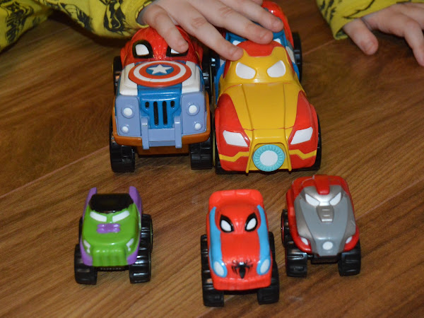 Herodrive Marvel Vehicle Review