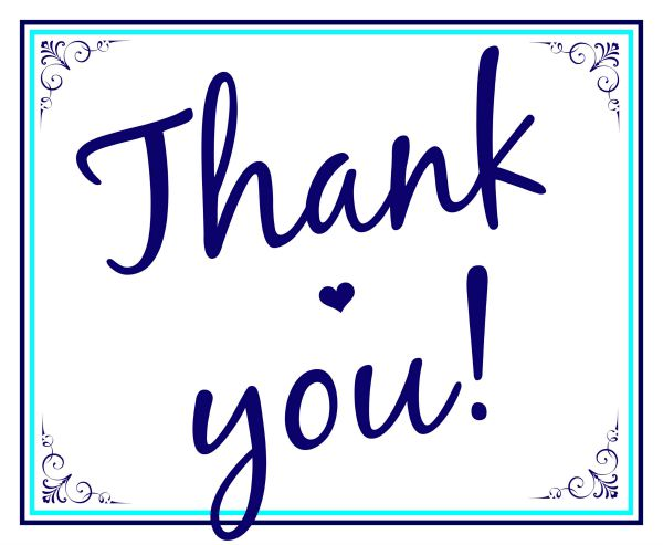 Laura's Plans: How to make inexpensive, customized thank you cards ...