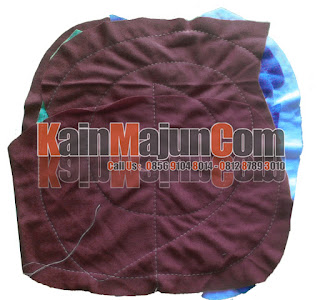 supplier kain majun