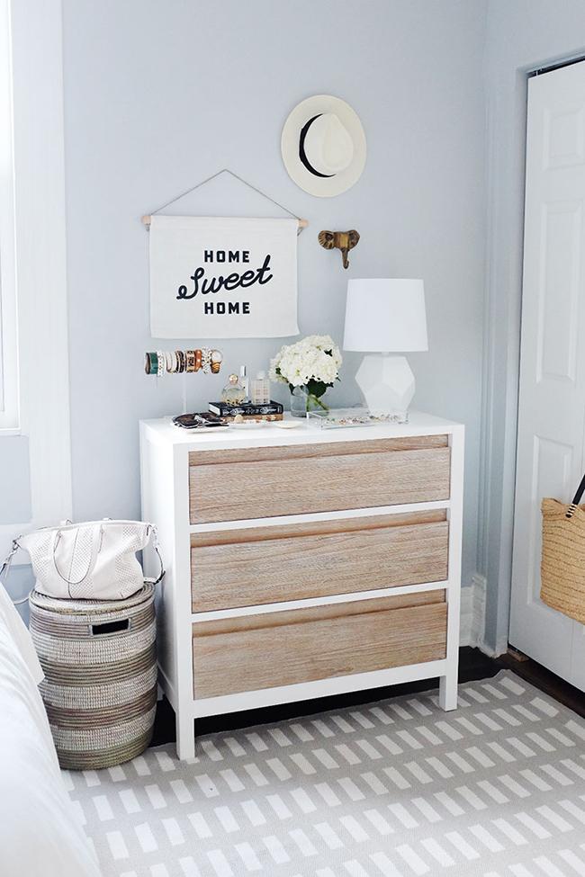 Una idea para ORGANIZAR TUS COMPLEMENTOS en el vestidor o dormitorio