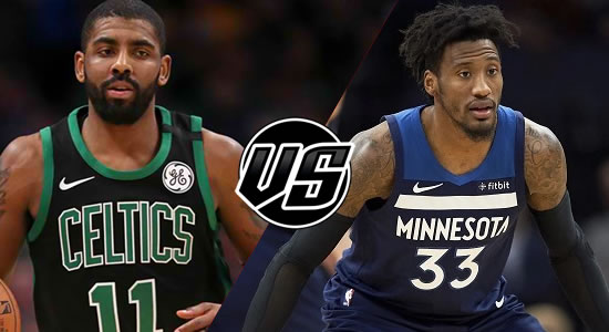 Live Streaming List: Boston Celtics vs Minnesota Timberwolves 2018-2019 NBA Season
