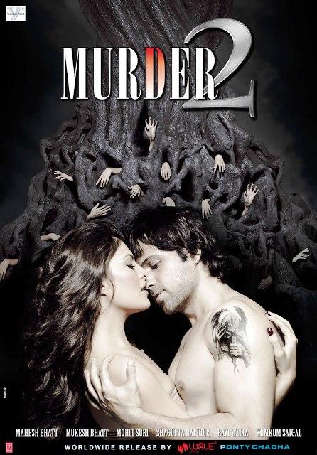 Official Poster: Murder 2 (2011) | Emraan Hashmi, Jacqueline Fernandez