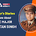 Martyr's Diaries: Know about PVC Major Shaitan Singh