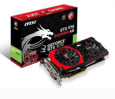Nvidia GeForce GTX 970最新ドライバーのダウンロード
