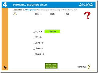 http://www.ceipjuanherreraalcausa.es/Recursosdidacticos/CUARTO/datos/02_Lengua/datos/rdi/U10/02.htm