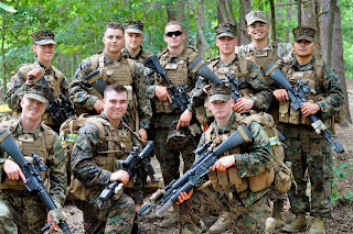 Image result for marine  squad field