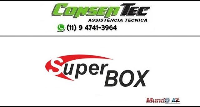 Nova atualização Superbox Benzo + SKS 58W