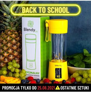Back to school z BlendyGo!