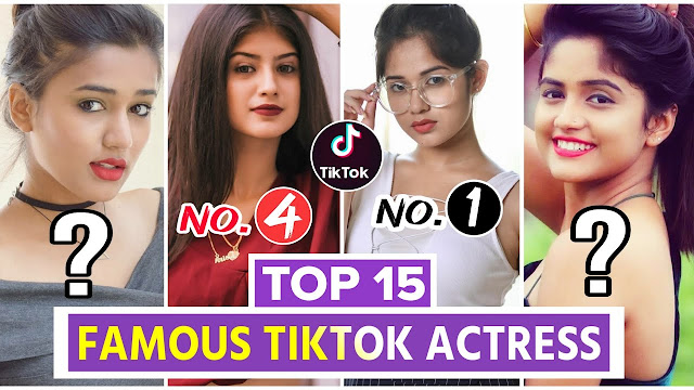 Tik Tok Famous Girl in India | Famous Tik Tok Users in India